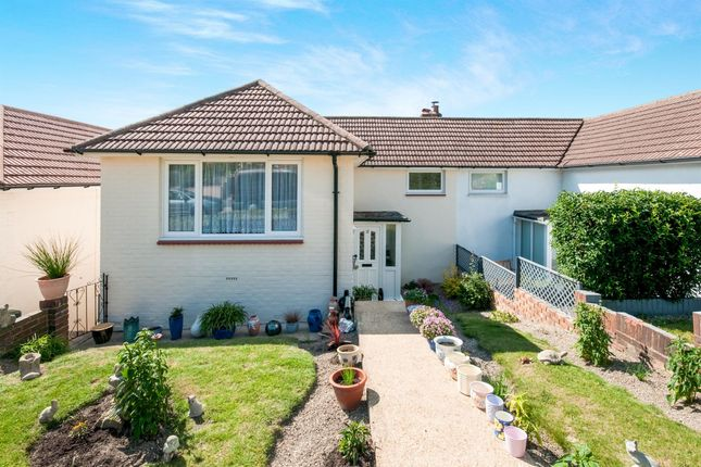 Thumbnail Semi-detached house for sale in Canfield Close, Brighton