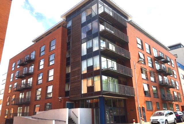Thumbnail Flat for sale in 40 Ryland St, Birmingham