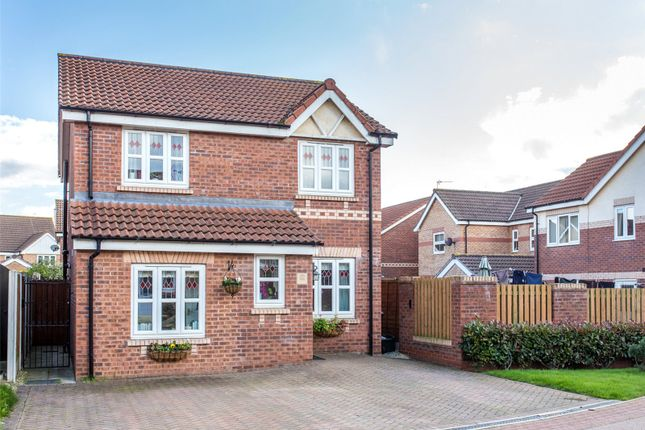 Thumbnail Detached house for sale in Twigg Crescent, Armthorpe, Doncaster