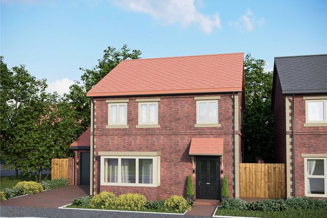 Thumbnail Detached house for sale in Urlay Nook Road, Eaglescliffe, Stockton-On-Tees