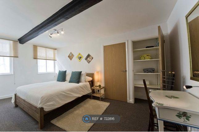 Bedroom of King Street, Bristol BS1