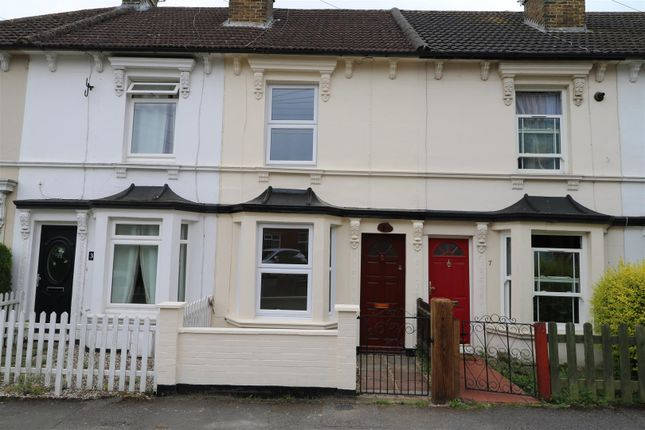 Thumbnail Terraced house for sale in Houselands Road, Tonbridge