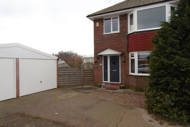 Thumbnail Semi-detached house to rent in Orchard Drive, Durkar, Wakefield