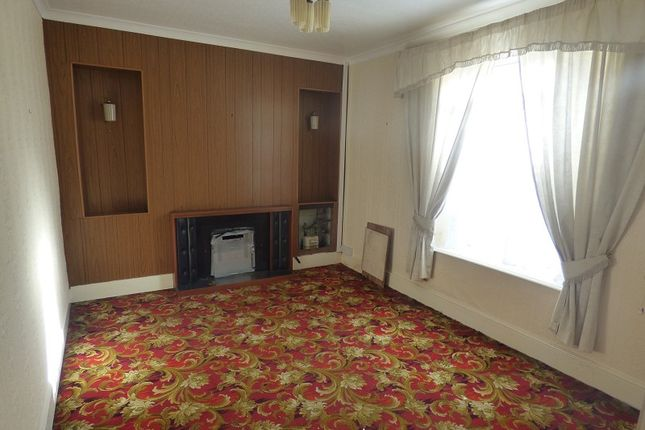 Front Lounge of Ritson Street, Briton Ferry, Neath. SA11