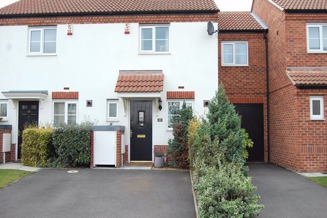 Thumbnail Terraced house to rent in Malthouse Road, Ilkeston, Derbyshire