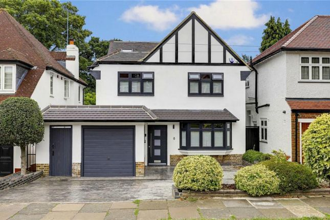 Thumbnail Detached house for sale in Stone Hall Road, London, United Kingdom