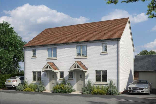Thumbnail Semi-detached house for sale in Oaklands Holt, Gadbridge Road, Weobley, Herefordshire