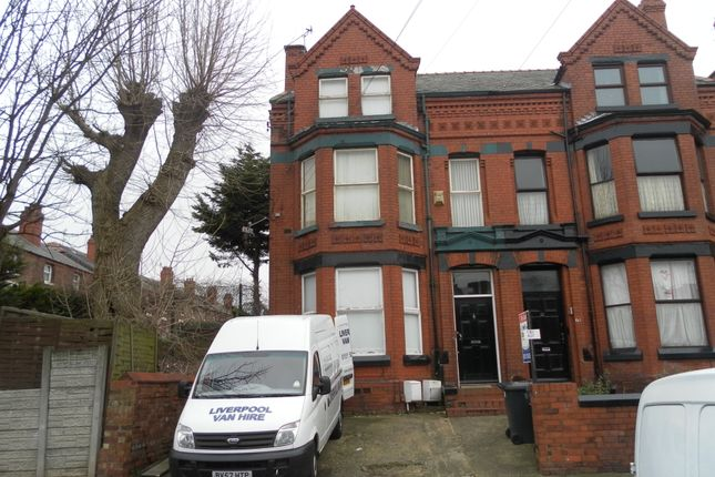Thumbnail Flat to rent in Worcester Road, Bootle, Merseyside