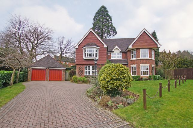Thumbnail Detached house for sale in Brookwood Drive, Barnt Green