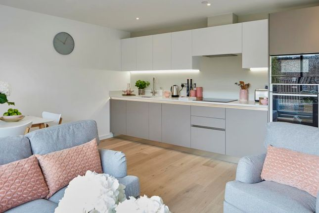 Thumbnail Flat for sale in Boot Court, Jeddo Road, London