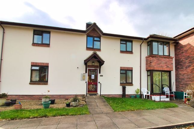 Thumbnail Flat for sale in Priory Gardens, Abergavenny