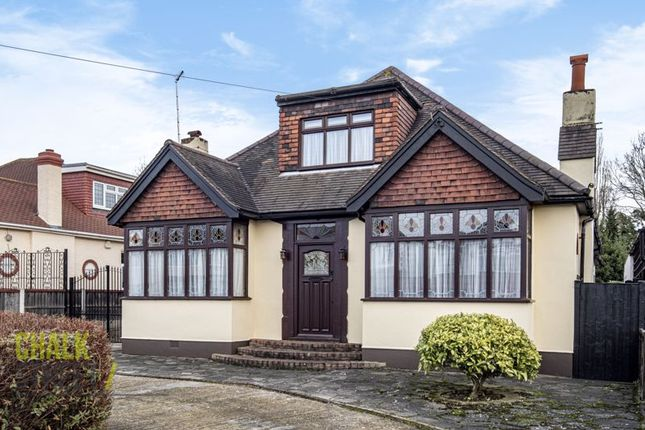 Thumbnail Bungalow for sale in Mill Park Avenue, Hornchurch