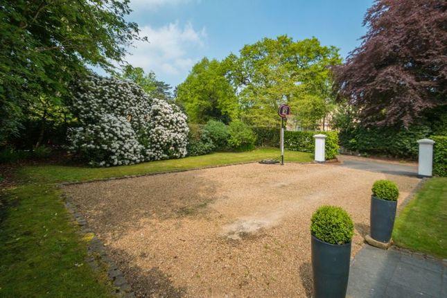 Driveway of St. Margarets Road, Bowdon, Altrincham WA14