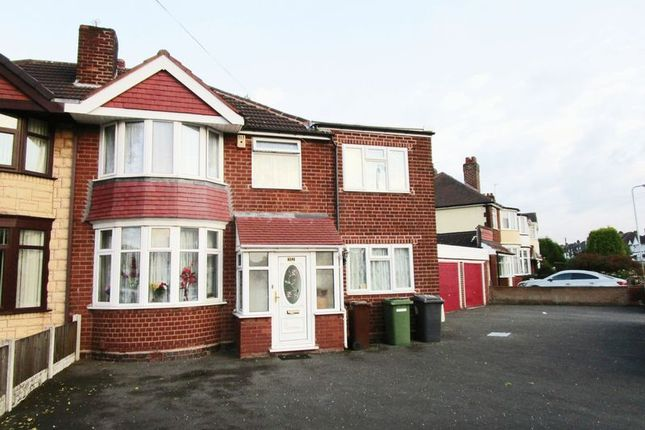 Thumbnail Semi-detached house to rent in Cadman Crescent, Wolverhampton