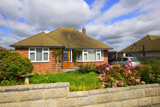 Thumbnail Detached bungalow for sale in Gibb Close, Bexhill-On-Sea, East Sussex