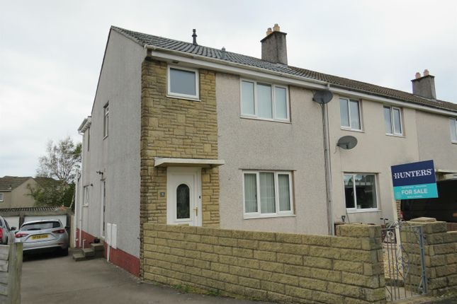 Thumbnail Semi-detached house for sale in Snowdon Avenue, Cleator Moor