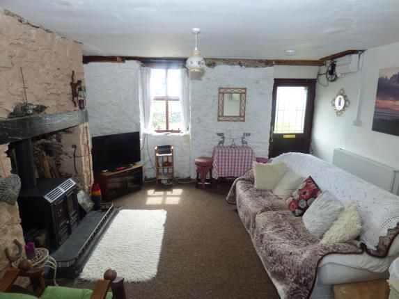 Lounge of Green Terrace, Llangaffo, Anglesey, Sir Ynys Mon LL60