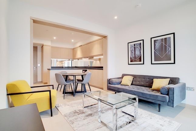 2 Bed Flat To Rent In Legacy Building Embassy Gardens Nine Elms