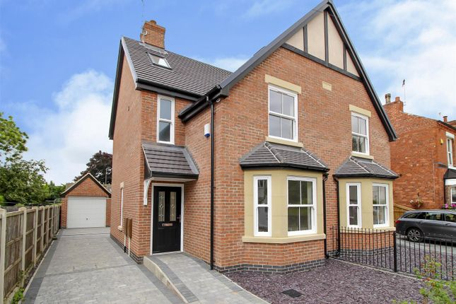 Semi-detached house for sale in Elm Avenue, Attenborough, Nottingham