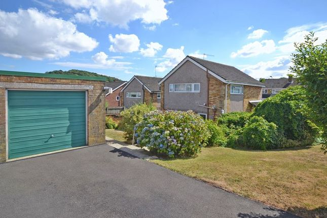 Thumbnail Detached house for sale in Superb Detached House, Birch Hill, Newport