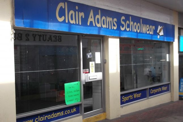 Thumbnail Retail premises to let in Cowell Precinct, Llanelli