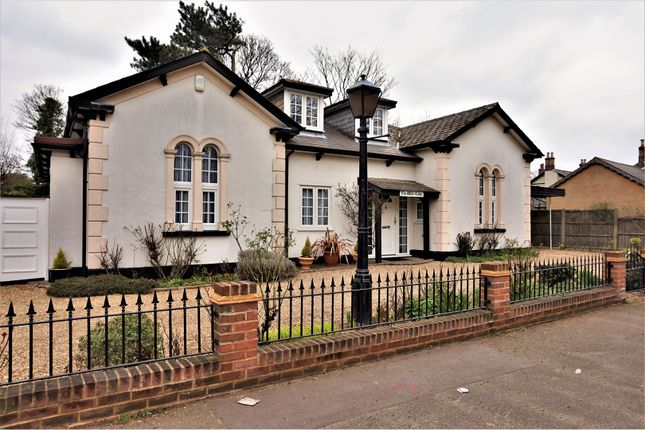 Thumbnail Detached house for sale in Orange Tree Hill, Havering-Atte-Bower, Romford