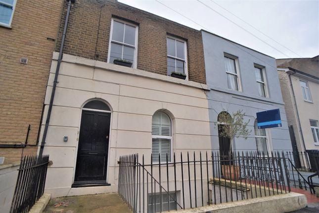 External of Parrock Street, Gravesend, Kent DA12