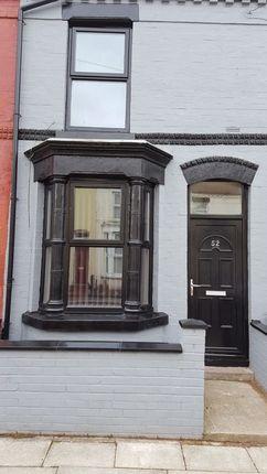 Thumbnail Terraced house for sale in Bartlett Street, Wavertree, Liverpool