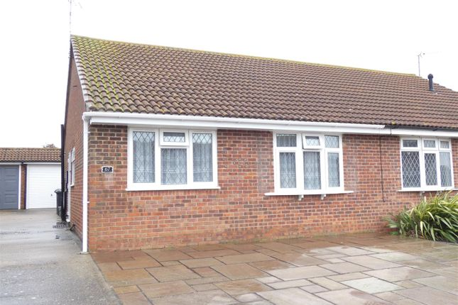 2 bed semi-detached bungalow to rent in Hampton Gardens, Herne Bay CT6
