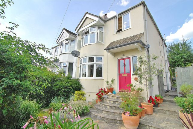 Thumbnail Semi-detached house for sale in Cowle Road, Stroud