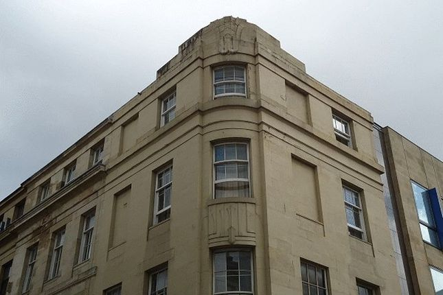 Thumbnail Shared accommodation to rent in Fenkle Street, Newcastle Upon Tyne