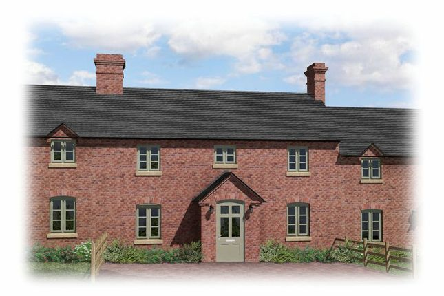 Thumbnail Terraced house for sale in Farm Lane, Horsehay, Telford