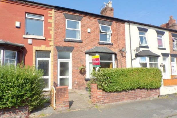 Thumbnail Terraced house to rent in Marquis Street, New Ferry, Wirral