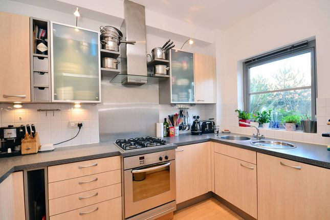 Thumbnail Property to rent in Heaven Tree Close, Islington