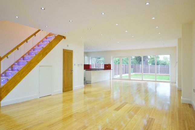Thumbnail Semi-detached house to rent in The Lawns, Pinner