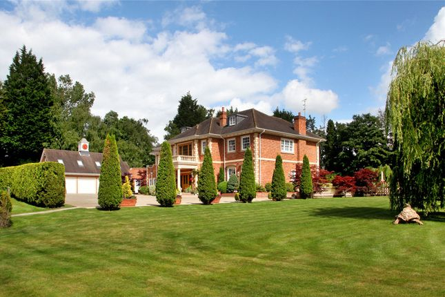 Thumbnail Detached house for sale in Coronation Road, Ascot, Berkshire