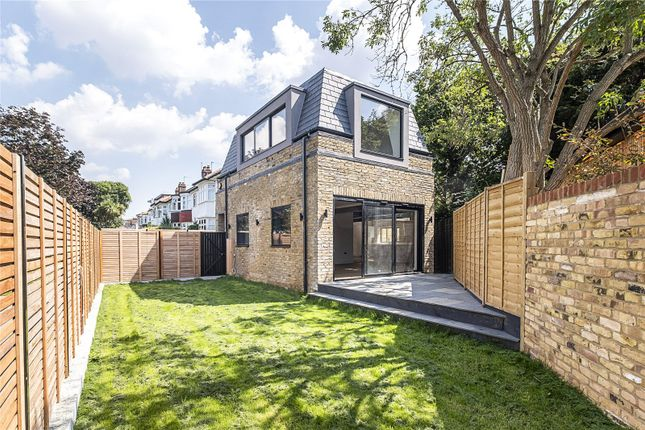 Thumbnail Detached house for sale in New Park Road, London