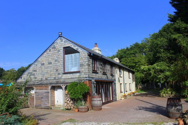 Thumbnail Barn conversion for sale in Spring Cottage, Filham, Ivybridge
