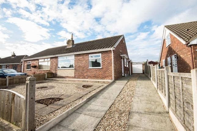 Thumbnail Semi-detached bungalow to rent in Redwood Drive, Aughton, Ormskirk