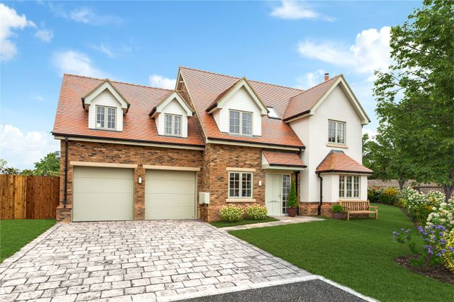 Thumbnail Detached house for sale in Waltham Abbey, Essex