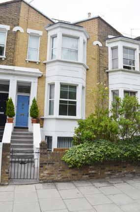 Thumbnail Terraced house to rent in Cadogan Terrace, London