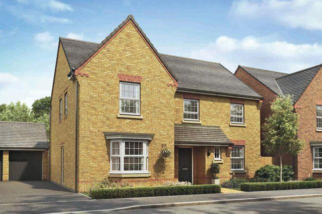 "Thumbnail Detached house for sale in ""Manning"" at Fosse Road, Bingham, Nottingham"