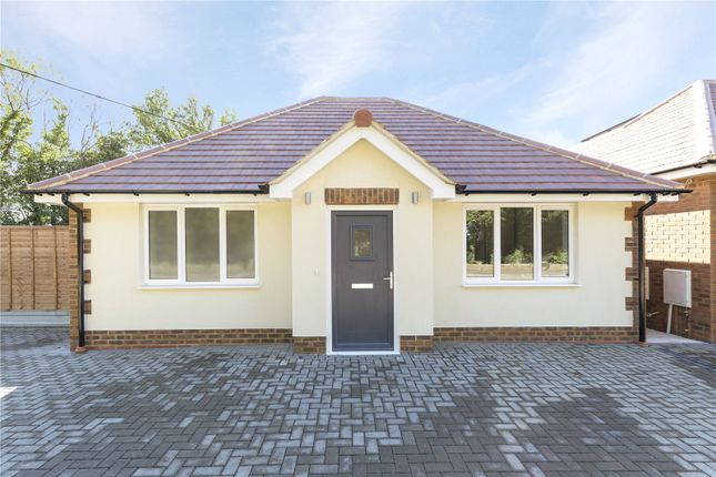 Thumbnail Bungalow for sale in Cheelson Road, South Ockendon, Essex