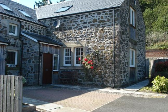Thumbnail Semi-detached house to rent in 1 Glencarse Home Farm Cottages, Glencarse, Perth