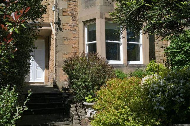 Thumbnail Property for sale in 12A Abinger Gardens, Murrayfield, Edinburgh