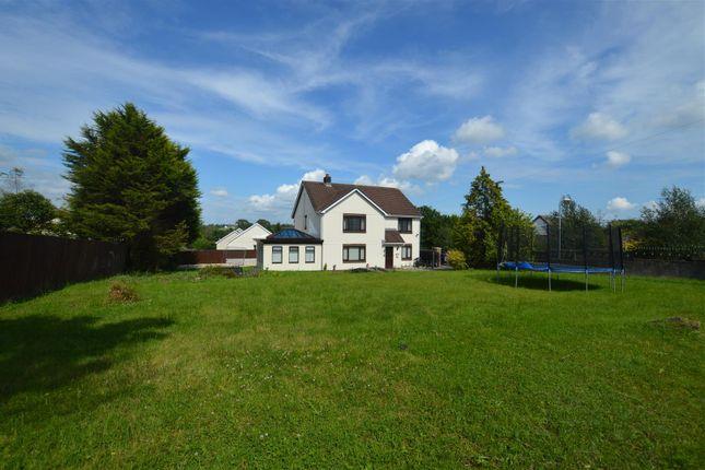 Thumbnail Detached house for sale in Heol Y Foel, Foelgastell, Llanelli