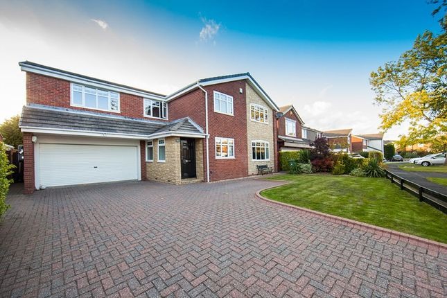 Thumbnail Detached house for sale in Richmond Way, Cramlington