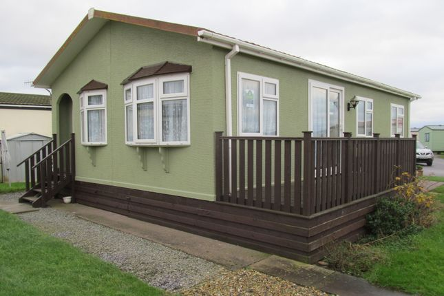 Thumbnail Mobile/park home for sale in Rydal, Seacote Park, St Bees, Cumbria