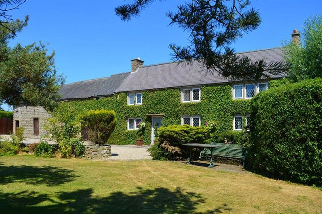 Thumbnail Property for sale in White House Farm, Plaistow Green, Crich Matlock, Derbyshire