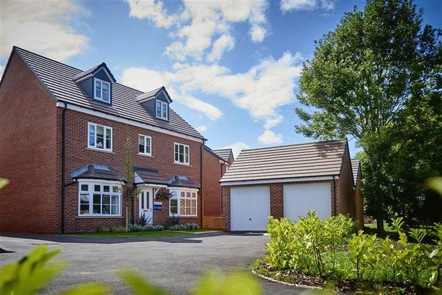 Thumbnail Detached house for sale in Golf Links Lane, Wellington, Telford